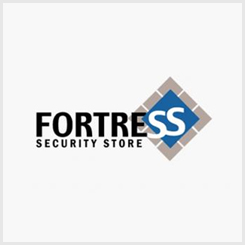 Fortress Window Sticker