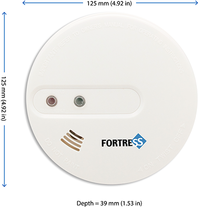 Fortress Smoke Alarm