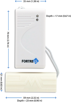 Fortress Vibration Sensor