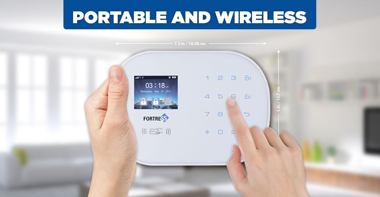 Portable and Wireless