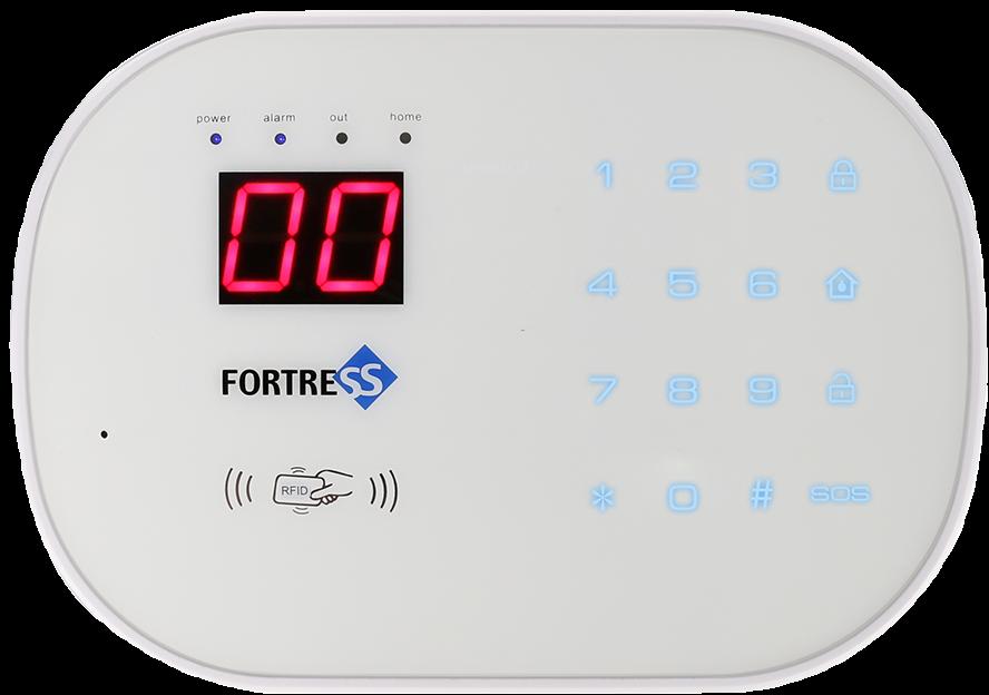 S03 Alarm System